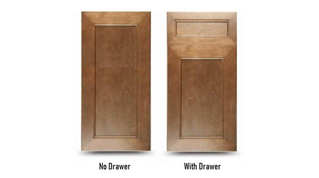 Portland Chestnut RTA Kitchen cabinets doors