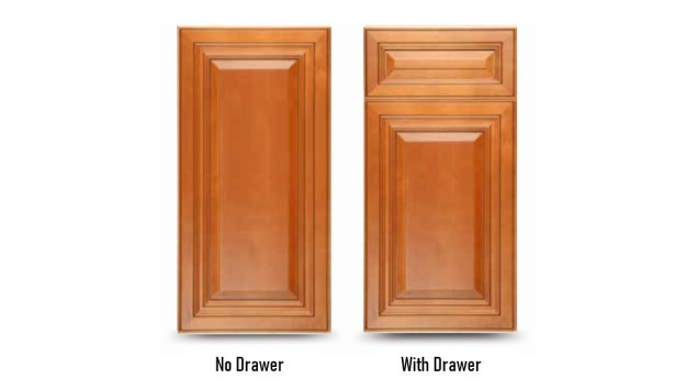 Bristol Cinnamon RTA Kitchen cabinet doors