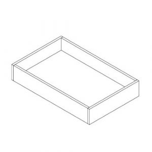 "Roll-out Tray for a 24"" Base Cabinet"