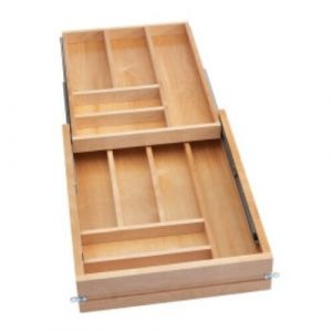 "Utensil Drawer for a 18"" Base Cabinet"
